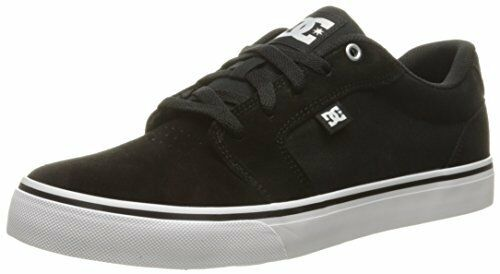 Patines masculinos anwil de DC zapatos, blancoo   negro, 9.5 d US