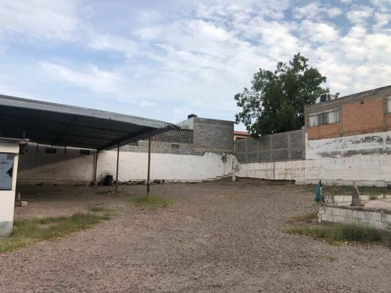 En venta terreno comercial en chihuahua sobre Av Independencia