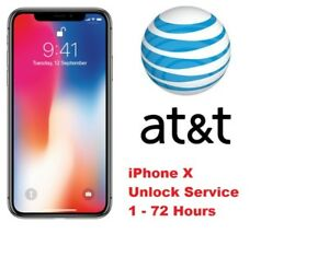 Details about iPhone X XR XS / XS Max AT&T FACTORY UNLOCK CODE SERVICE -  CLEAN IMEI FAST