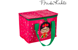 On The Go Snack Holder Food Storage Frida Cup Snack Container Frida Gift Flowers Snack Box