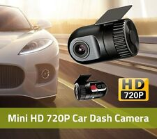 Mini HD 720P Car Dash Camera Smallest Video Register DVR Recorder Cam G-Sensor