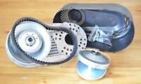 Go Kart Torque Converter Clutch Replaces 1 Bore 40 41 And 35 + 1 Extra Belt