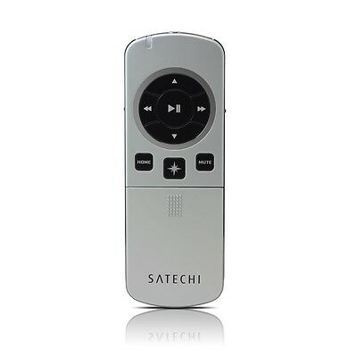 Satechi Bluetooth Smart Pointer Mobile Presenter for iPhone, iPad (Silver)