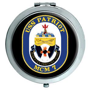 Uss Patriot (MCM-7) Kompakter Spiegel