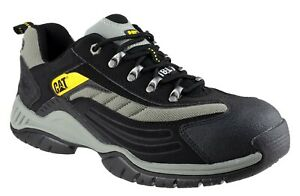 Work Trainers Shoes Steel Toe Cap