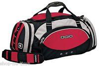Ogio All Terrain 22 Travel Or Gym Red Duffel Bag 40l Duffel Bag -