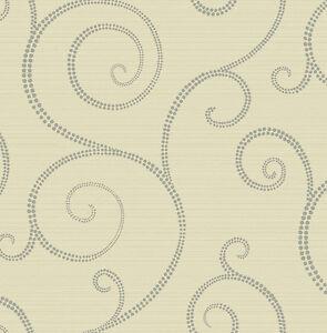 Papier-peint-Design-Papier-Peint-vigne-Ornement-moderne-Noble-luxe-elegant