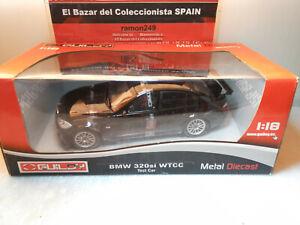1:18 Bmw 320 Si 320si Wtcc Test Car - Guiloy 3l 050