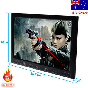 10-034-HD-TFT-LCD-Display-Screen-CCTV-HDMI-VGA-DC-Surveillance-PC-Monitor-AU-Stock