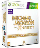 Michael Jackson The Experience Collector's Edition Kinect Xbox 360 It Import