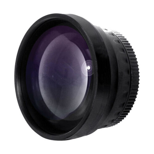 Includes Lens Adapter 2.2x High Grade Telephoto Lens For Canon PowerShot G5 X