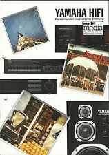 Yamaha HiFi Katalog Prospekt CD2000 C2x B2x C85 C65 M85 M65 M45 A1020 T85 K1020