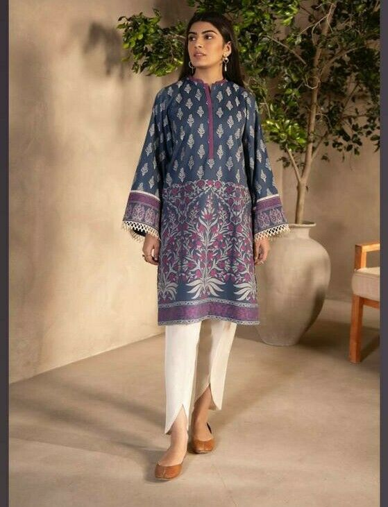 Pakistani Designer Original Sapphire Ladies Kurta small