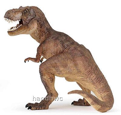Papo 55001 Tyrannosaurus Rex Prehistoric Dinosaur Model Figurine Toy Dino - NIP