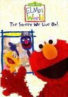 Elmo's World Street We Live on 0074645582399 With Kevin Clash DVD Region 1