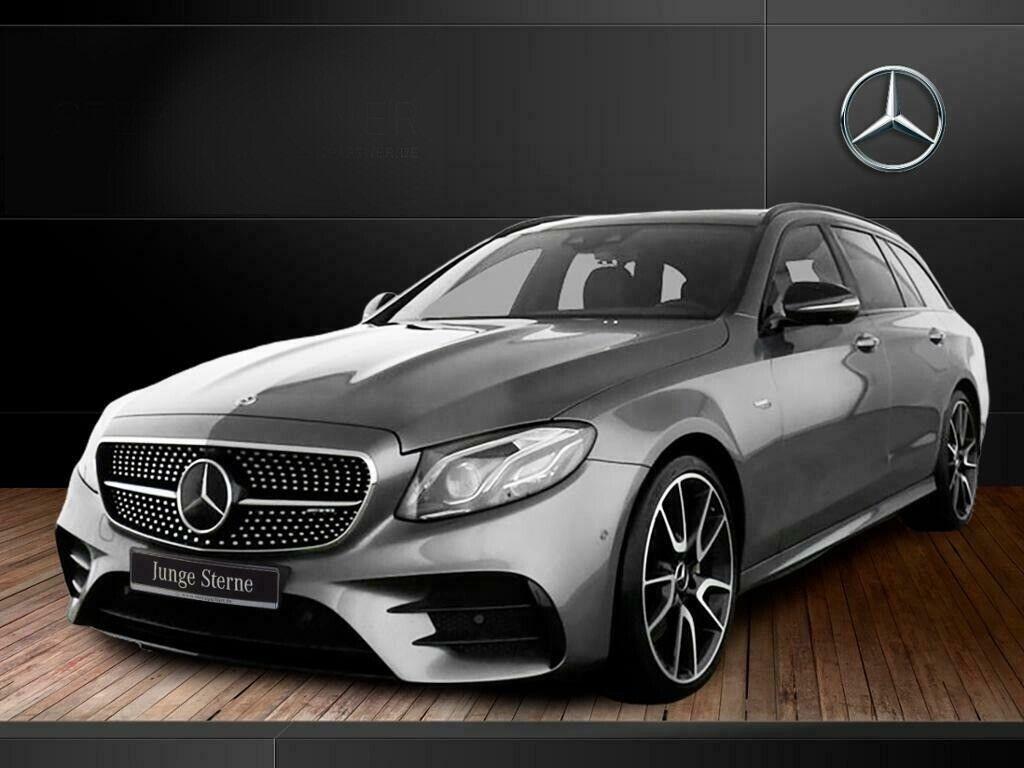 Mercedes E53 3,0 AMG stc. aut. 4-M+ 5d