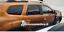 Cornici-Profili-Acciaio-Satinato-Raschiavetri-Finestrini-Dacia-Duster-2017-2019 miniatura 2