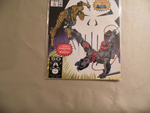 Free Domestic Shipping Details about  /New Warriors #7 Marvel 1991