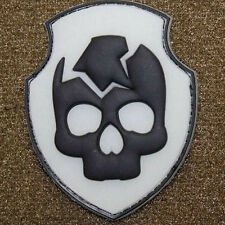 PATCH JTG 3D GOMME STALKER BANDITS SKULL PAINTBALL AIRSOFT MILITAIRE INSIGNE