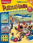 Travel Puzzles by Highlights for Children (Paperback, 2015)