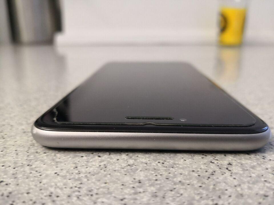 iPhone 6 Plus, 64 GB, grå