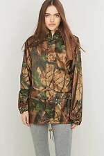 Urban Outfitters Renewal Vintage Surplus Copper Tree Anorak Jacket - S/M RRP £39