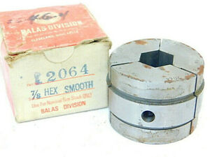USED-BALAS-3PC-MASTER-COLLET-PADS-7-8-034-HEX-SMOOTH