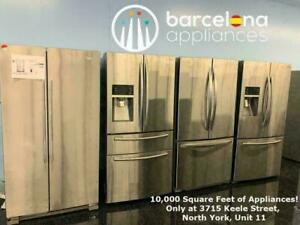 Stainless Steel Appliances Fall Blowout Sale City of Toronto Toronto (GTA) Preview