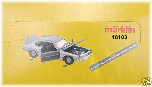 Märklin 18103 Set with 12 Replica-Model voitures  neu  in OVP  produit de qualité d'approvisionnement