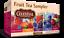 thumbnail 1 - Celestial Seasonings Fruit Tea Sampler 18 Herbal Tea Bags Cherry Berry Blueberry