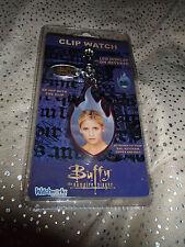 Buffy the Vampire Slayer Playworks clip watch RARE