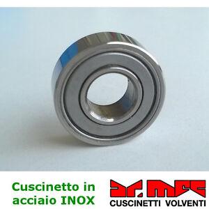 Cuscinetti-in-acciaio-inox-serie-6200-ZZ