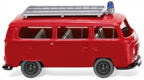1//87 Wiking VW T2 FW Feuerwehr Bus 0861 29