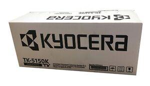 Neu Kyocera TK5150K TK-5150K schwarz Toner C