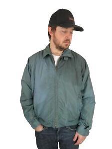Vintage 1950s McGregor Men's Anti-Freeze Nylon James Dean Jacket 42 Medium Coat