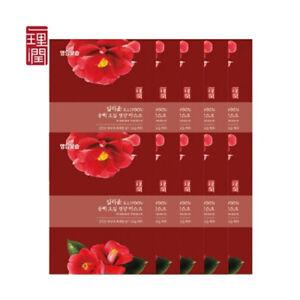 ILLI-Camellia-Oil-Nourishing-Mask-Sheet-1-6-13EA-Oriental-Medicine-Mask-Pack