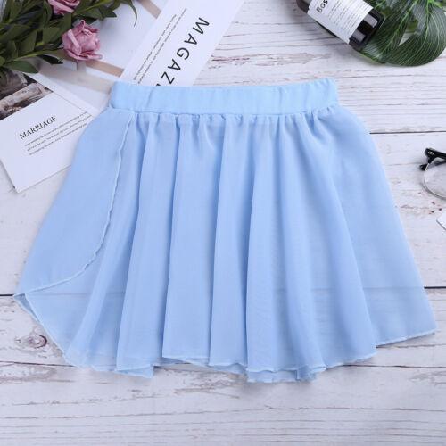 Kids Girls Sequin Camisole Ballet Tutu Dress Gymnastics Leotard Skirt Dancewear