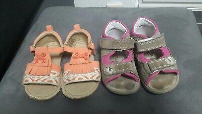 2 Paar Schuhe Gr 20/21 Superfit & H&m Quell Sommer Durst