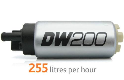 Deatschwerks 255 LPH Fuel Pump for 94-01 Integra 02-07 RSX 92-10 Civic 01-09 S2k