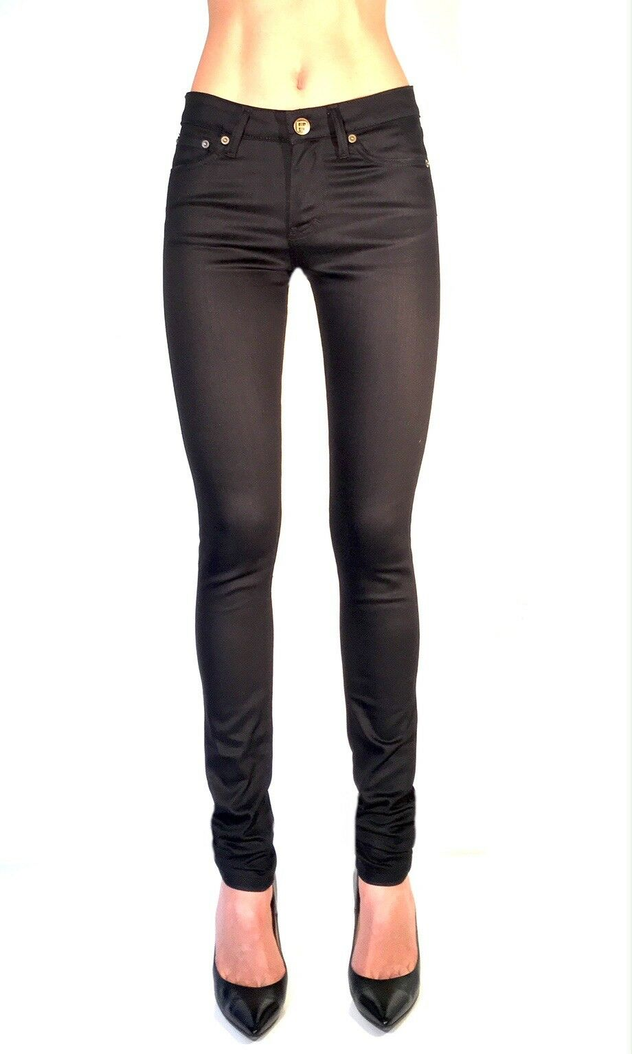 W26-L34 Skinny Jeans 100% Authentic ROKOTOFF Made In USA