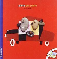 PIERRE PAR PIERRE (2-8)   Buch   Zustand sehr gut
