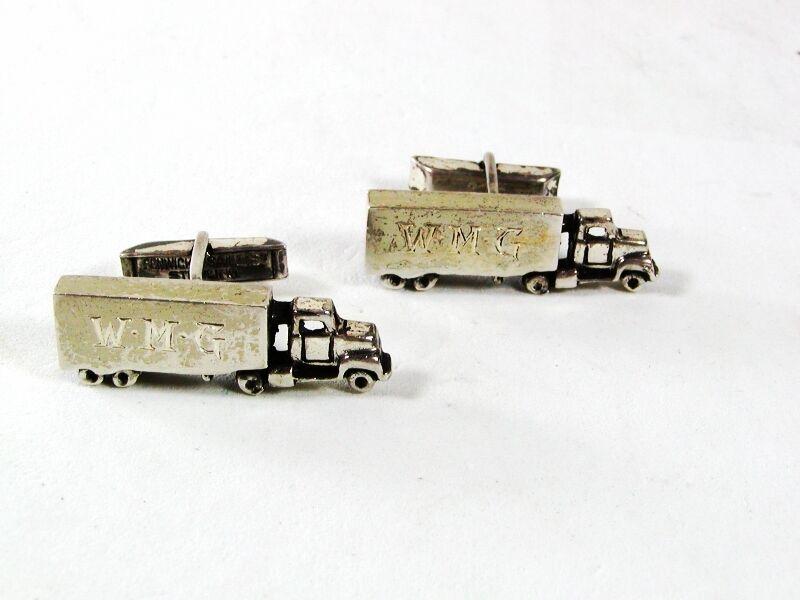 Con M.G.argentoo Sterling Camion Gemelli Gemelli Gemelli da Fenwick & Marinai 51816 1331a1