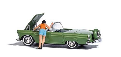 Motorshow h0 h0 Busch 7826 A-Set