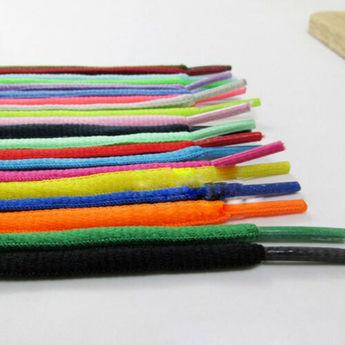1 Pair 130cm Athletic Shoelace Sport Sneaker Boots Shoe Laces Strings Multicolor