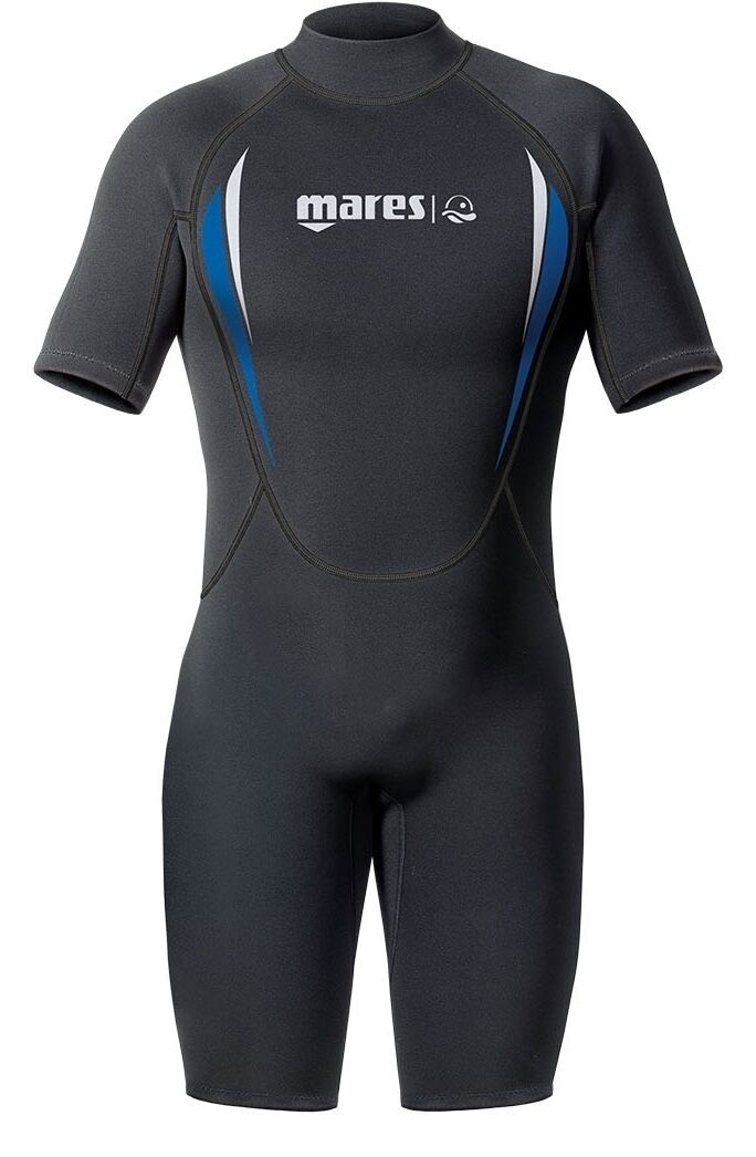 Mares uomota Uomo Shortie 2,2 mm Uomo Shorts  nuovo da Rivenditore specialeeizzato
