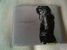 LISA MARIE PRESLEY - LIGHTS OUT - UK PROMO CD SINGLE