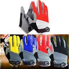 Sports Racing Full Finger Gloves Cycling Bicycle MTB Mountain Bike Riding Gloves