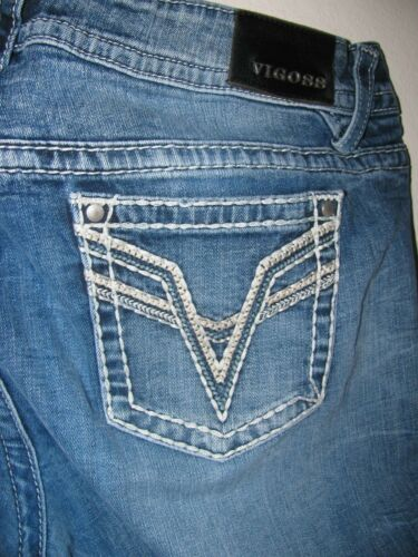 Chelsea Vigoss Plus 27 Euc Boyfriend Jeans Distress Stretch Wash 22 22 25 Medium nq4nU1fWrg