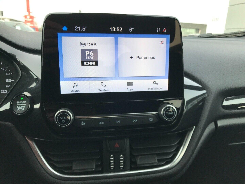 Ford Fiesta 1,0 EcoBoost ST-Line DCT - billede 8
