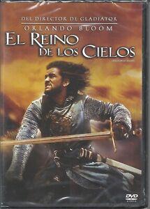 AFM53-DVD-EL-REINO-DE-LOS-CIELOS-PRECINTADO